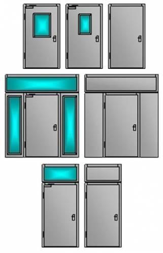 стальные двери домовые в дмитрове